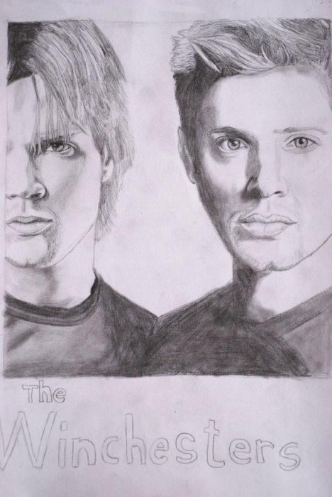 Jensen Ackles, Jared Padalecki par kjerjen